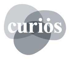 curiós Barcelona | Sustainable interior design Logo
